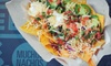 Tacos Nachos and Beer - Downtown: $10 for $20 Worth of Mexican Food at Tacos Nachos & Beer