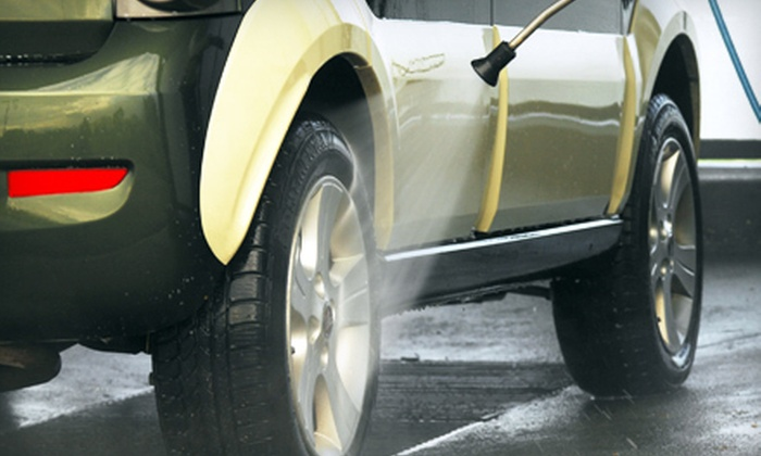 Southport Express Car Wash - Southport Express Car Wash: One or Five Platinum Car Washes at Southport Express Car Wash (Up to 70% Off)