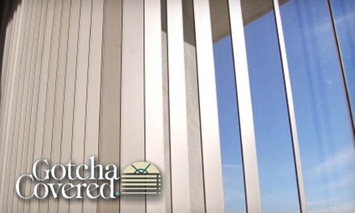Gotcha Covered - Portland: $99 for $300 Worth of Measuring, Consultation, and Blinds or Draperies from Gotcha Covered