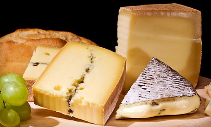 Casa Anna Cheese Store - Cedar Ridge Estates: $10 for $20 Worth of Artisan Cheese and More at Casa Anna Cheese Store in Fond du Lac