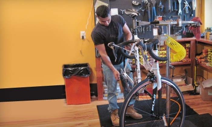 Rollin' Cycles - Logan Circle - Shaw: $39 for a Bicycle Tune-Up at Rollin' Cycles ($79.50 Value)