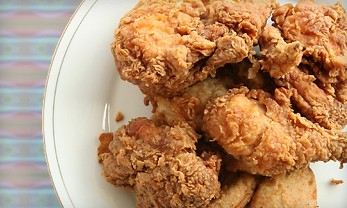 Mother's Home Cooking InternationaI - Memphis: $10 for a Country-Style Dinner for Two with Two Dinner Plates and Two Drinks at Mother's Home Cooking International in Cordova (Up to $21.83 Value)