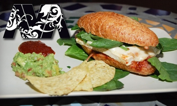 AVA - Shadyside: $7 for $15 Worth of Healthy Mexican Fare at AVA