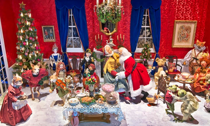 "Christmas Dreams Exhibit - Multiple Locations: Admission to Museum of Wonder & Delight with ""Christmas Dreams"" Exhibit (Up to 43% Off)"