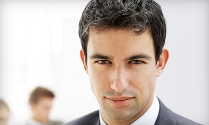 International Hair Restoration Systems - Loretto: $99 for Three Months of Laser Hair-Loss Therapy at International Hair Restoration Systems ($1,125 Value)
