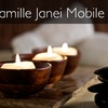 Camille Janei Mobile Spa - Cleveland: $30 for an Hour-Long Massage ($60 Value), $30 for a Fundamental Facial ($65 Value), or $35 for a Salt & Sugar Glow Body Scrub ($70 Value) from Camille Janei Mobile Spa
