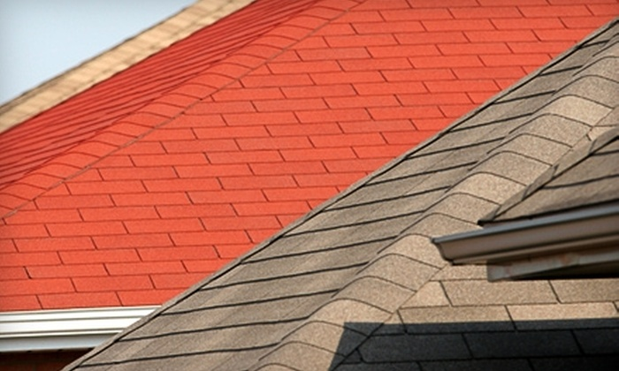 Northern Roofing Consultants - Ogden: $99 for Five Hours of Work and $100 Worth of Roofing Materials from Northern Roofing Consultants (Up to $400 Total Value)