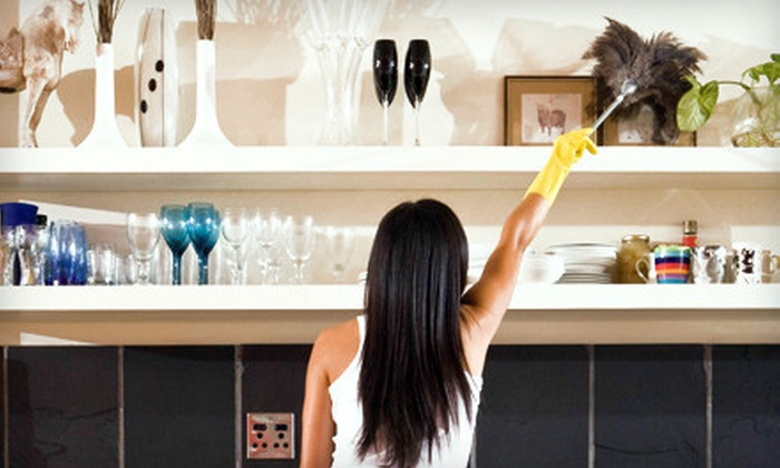 A to Z Housekeeping - Heritage District: One, Two, or Three House-Cleaning Sessions from A to Z Housekeeping (Up to 62% Off)