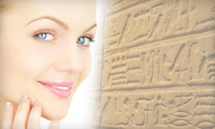 Cleopatra's Health and Wellness Spa - Wisconsin Dells: $39 for a Men's or Women's Facial at Cleopatra's Health and Wellness Spa in Wisconsin Dells ($85 Value)