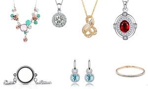 Dolcenina: $44 for $80 Worth of Jewelry — Dolcenina