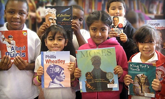 Access Books: Donate $10 to Help Access Books Stock Underfunded Los Angeles–School Libraries with New Books