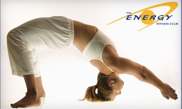 The Energy Club - Fairlington - Shirlington: $59 for One-Month Gym Membership at The Energy Fitness Club in Arlington