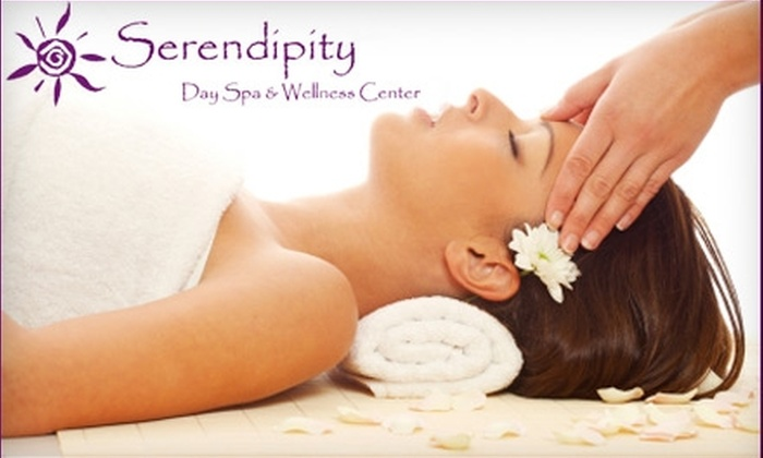 Serendipity Day Spa and Wellness Center - Modesto: $30 for a One-Hour Signature Massage at Serendipity Day Spa & Wellness Center ($60 Value)