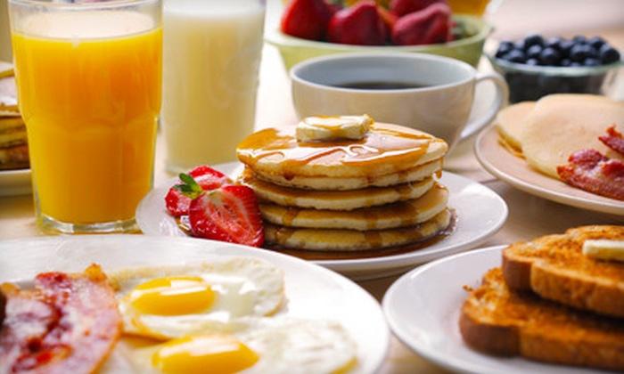 Breakfast Joynt - Northsight: $7 for $15 Worth of Breakfast and Lunch Fare or Breakfast or Lunch for Four at Breakfast Joynt in Scottsdale
