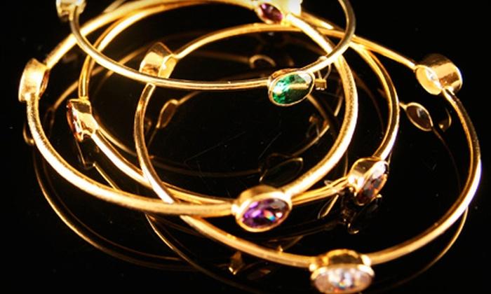Catalina De La Torre: $50 for $125 Worth of Designer Jewelry from Catalina De La Torre