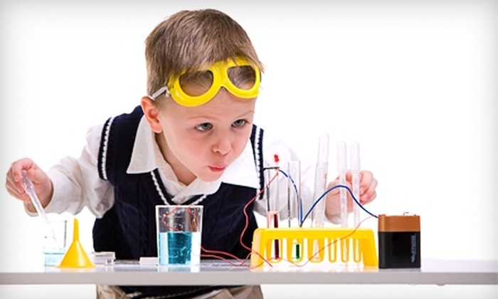 Mad Science of Hampton Roads - Multiple Locations: $90 for a One-Week Summer Camp at Mad Science of Hampton Roads (Up to $140 Value)