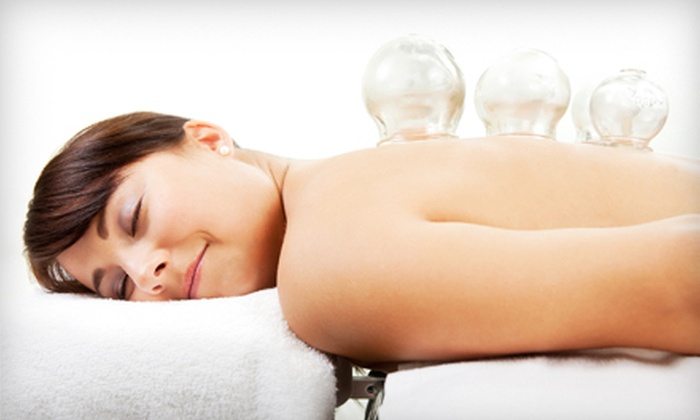 Water of Life NaturoPathic Healthcare - Dayton: Two Cupping Sessions or One or Two Tui Na Massages with Cupping at Water of Life NaturoPathic Healthcare (Up to 68% Off)
