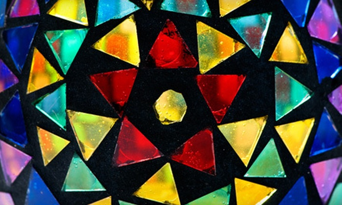 O'Reilly's Stained Glass - Crystal Lake: Three-Hour Intro Glass Class or $25 for $50 Worth of Glass Gifts and Jewelry at O'Reilly's Stained Glass in Crystal Lake