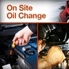 53% Off On-Site Oil Change