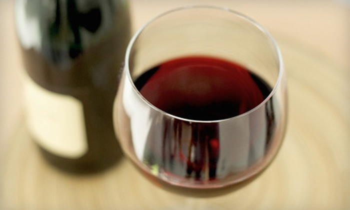 Wines for Humanity - Cross Plains: $59 for a Two-Hour Private Wine-Tasting Party for Up to 16 from Wines for Humanity (Up to $300 Value)