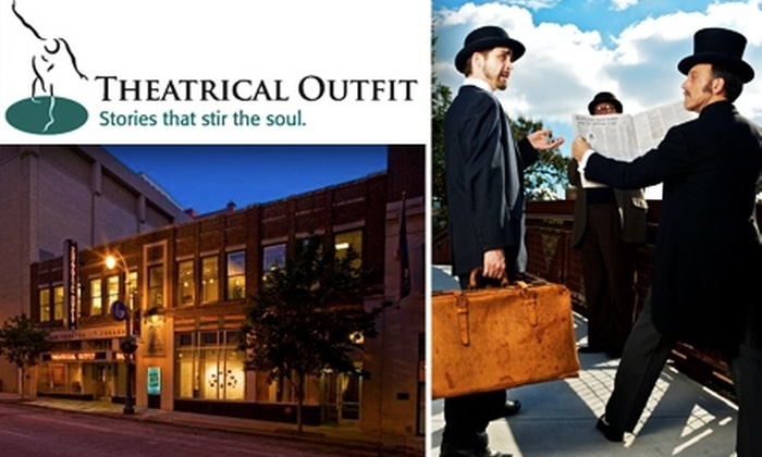 Theatrical Outfit  - Downtown: $15 Ticket for 'Around the World in 80 Days' at Theatrical Outfit