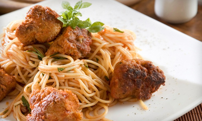 Reggio's - Mishawaka: $10 for $20 Worth of Italian Fare at Reggio's
