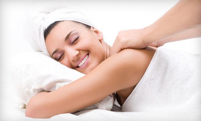 Botanicals Salon & Spa - Cleveland: $32 for a 60-Minute Massage at Botanicals Salon & Spa in Garner (Up to $65 Value)