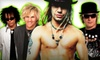 Poison with Warrant at the Jacobs Pavilion at Nautica - Ohio City: One Ticket to See Poison and Warrant on July 27 at 8 p.m. at the Jacobs Pavilion at Nautica