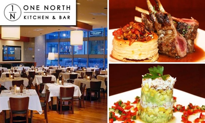 One North - Loop: $20 for $50 Worth of Food and Drink at One North