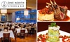 60% Off Food and Drink at One North