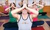 Arizona Power Yoga - Marana: 5 or 10 Classes at Arizona Power Yoga (Up to 64% Off)
