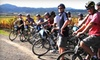 Getaway Adventures/Wine Country Bike Tours - Multiple Locations: $149 for Sip 'N Cycle Bike Tour for Two from Getaway Adventures ($298 Value)