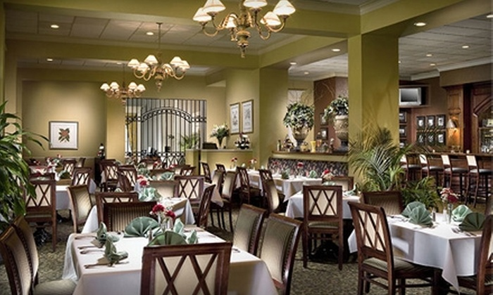 Carolina's Restaurant - Downtown Columbia: $10 for $20 Worth of Southern Fare and Drinks at Carolina's Restaurant at The Clarion Hotel Downtown