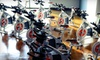 The Cycling Studio - Spring Valley: 5 or 10 Indoor-Cycling Classes at The Cycling Studio (Up to 55% Off)