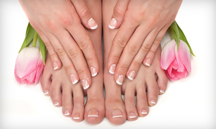 Galaxy Nail Spa - Downtown Walnut Creek,Walnut Creek West: $25 Worth of Nail Services