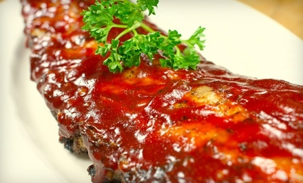$30 Groupon to Bruno's Barbeque - Bruno's Barbeque in Scotts Valley