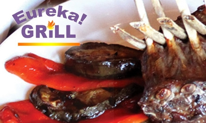 Eureka! Grill - Phoenix: $12 for $25 Worth of Contemporary Fare and Drinks at Eureka! Grill in Surprise