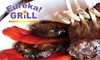 Eureka! Grill - Brookside Village: $12 for $25 Worth of Contemporary Fare and Drinks at Eureka! Grill in Surprise