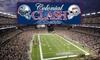 Gillette Stadium - Foxborough: $12 for One End-Zone Ticket to UMass vs. UNH Colonial Clash at Gillette Stadium on Saturday, October 23, at 3:30 p.m. ($25 Value)