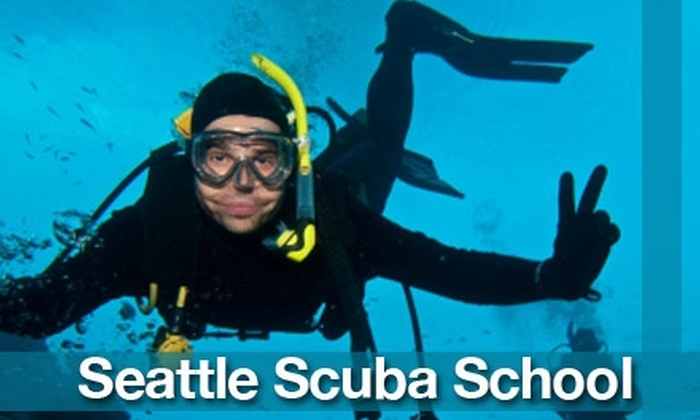 Seattle Scuba Schools - Westlake: $27 for a Two-Hour Scuba Lesson at Seattle Scuba Schools