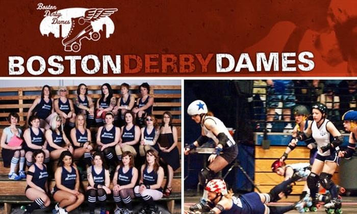 Boston Derby Dames - Wilmington: $8 Tickets to Boston Derby Dames Roller Derby Games ($16 Door Price)