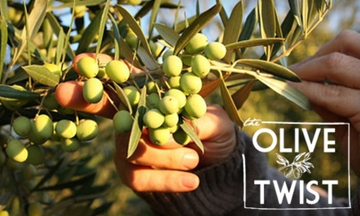 The Olive Twist - Fort Wayne: $6 for $12 Worth of Olive Oils and Vinegars at The Olive Twist