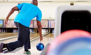 Kenmore Lanes: Two Games of Bowling with Shoe Rental and Soda for Two or Four People at Kenmore Lanes Washington(Up to 56% Off)