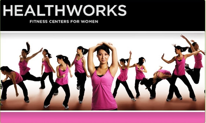Healthworks Fitness Centers for Women - Boston: $39 for 39 Days at Healthworks, Including Trainings