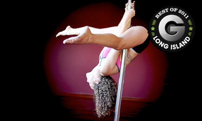 The Fitness Loft - Manhasset: Three or Five Pole-Dancing Classes at The Fitness Loft in Manhasset (Up to 78% Off)