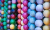 Half Off Bead-Making Class or Supplies in Simcoe