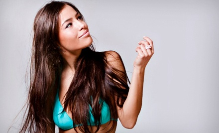 3 Sunless Mystic Spray Tans (a $90 value) - Planet Beach Contempo Spa in Huntsville