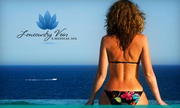Lowcountry Vein & Medical Spa - Washington Park: $150 for Two Spider-Vein Treatments at Lowcountry Vein & Medical Spa ($540 Value)