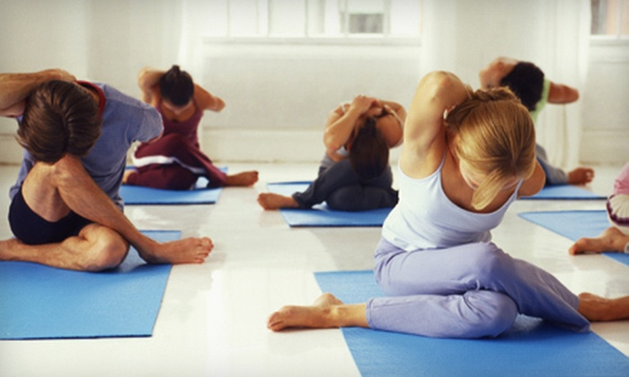 The Studio Yoga - Kentwood: 5 or 10 Classes at The Studio Yoga (Up to 68% Off)
