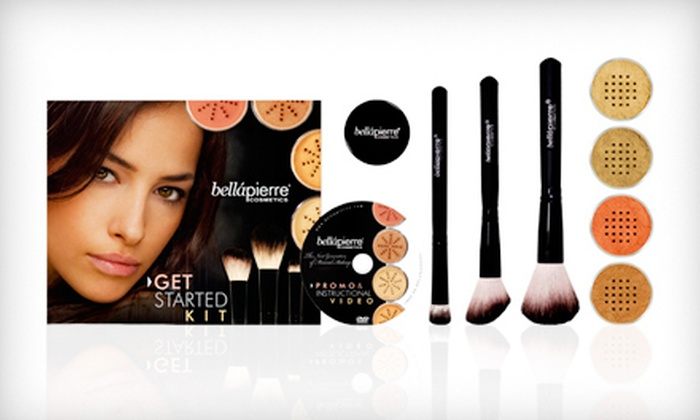 Better In Colour: $59 for a Bellapierre Mineral Makeup Starter Kit at Better in Colour in Winston-Salem ($169.99 Value)